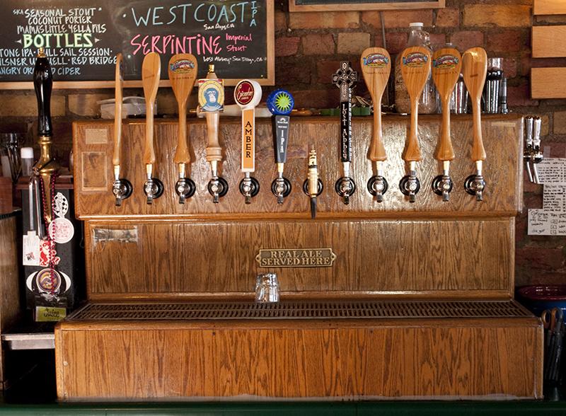 tap-handles