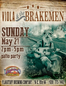 Viola & The Brakemen @ Flagstaff Brewing Company | Flagstaff | Arizona | United States
